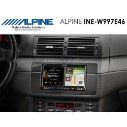 Alpine INE-W997E46- Navegación BMW (E46)