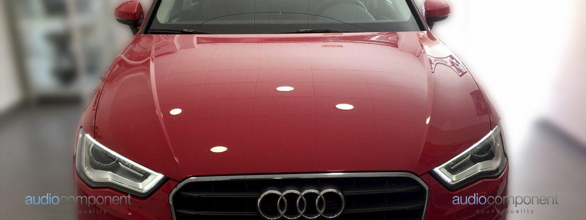 Sound System Audi A3 (8V) calidad de sonido premium  Mosconi