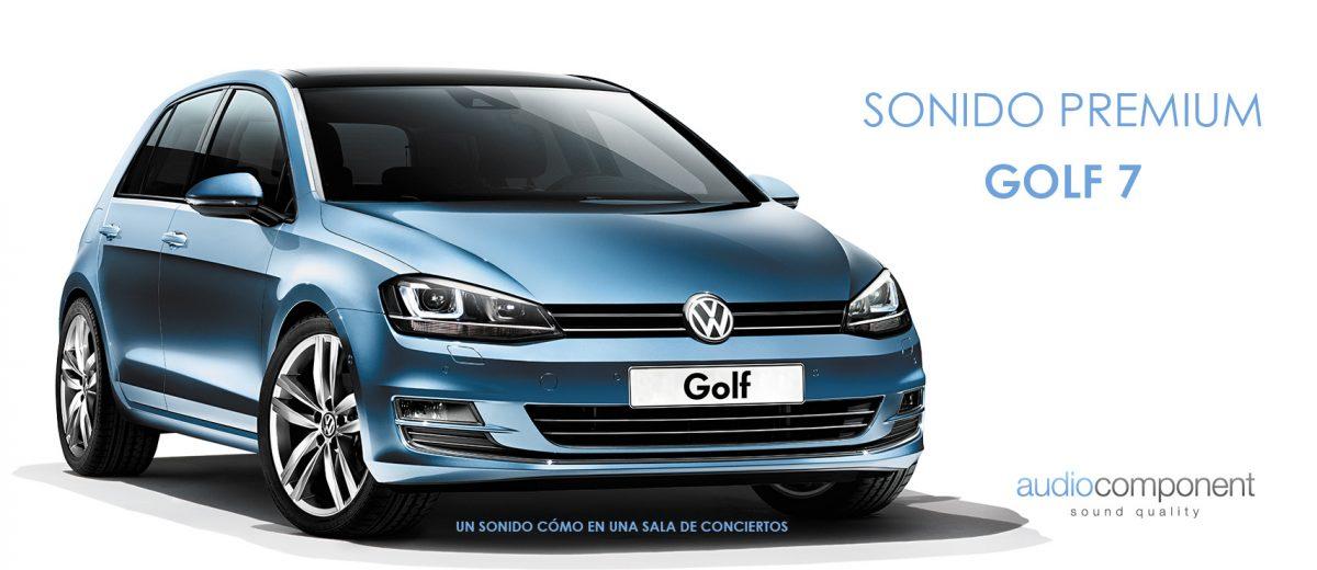 Disfrute de un sonido envolvente, con una espectacular calidad de sonido para Volkswagen Golf 7. Taller de Car Audio OEM con 20 años de experiencia. Garantizado