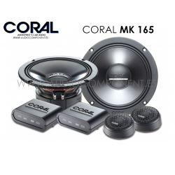 Coral MK 165 - Altavoces para coche
