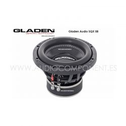 Gladen Audio SQX 08