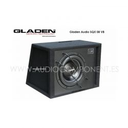 Gladen Audio SQX 08-VB