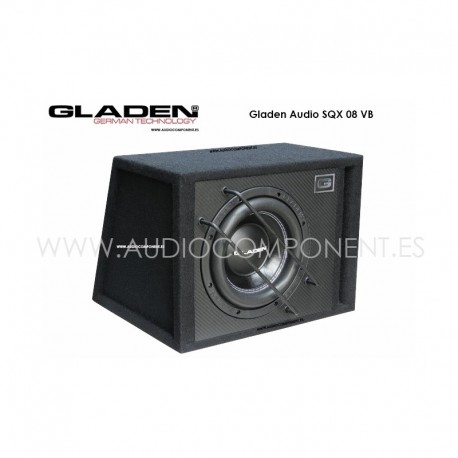 Gladen Audio SQX 08-VB