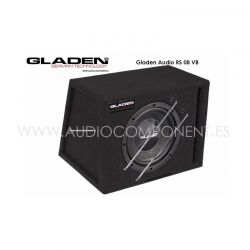 Gladen Audio RS 08 VB