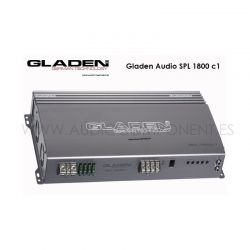 Gladen Audio SPL 1800 c1