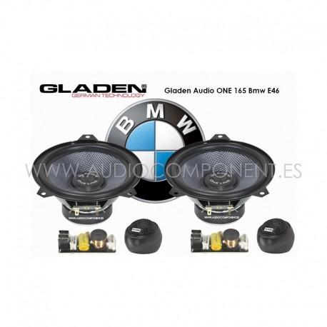 Gladen Audio ONE 165 Bmw E46