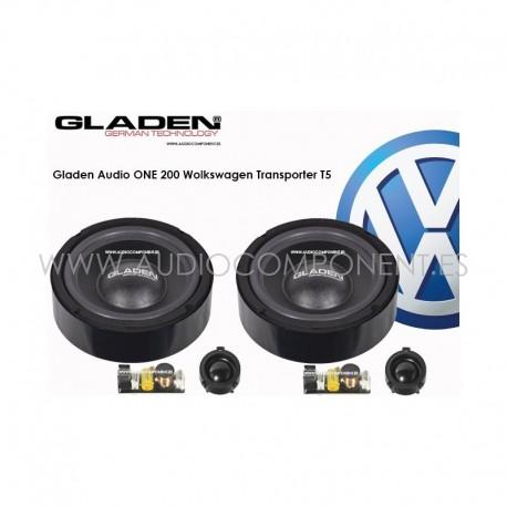Gladen Audio ONE 200 T5 Volkswagen