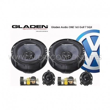 Gladen Audio ONE 165 Golf 7-SQX
