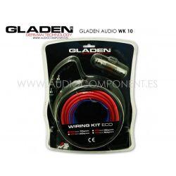 Kit de cable Gladen Audio WK 10