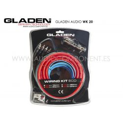 Kit de cable Gladen Audio WK 20