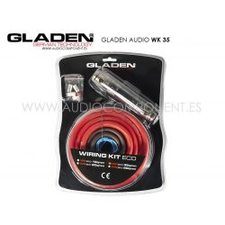 Kit de cable Gladen Audio WK 35