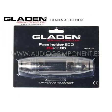 Portafusibles Gladen Audio FH 35