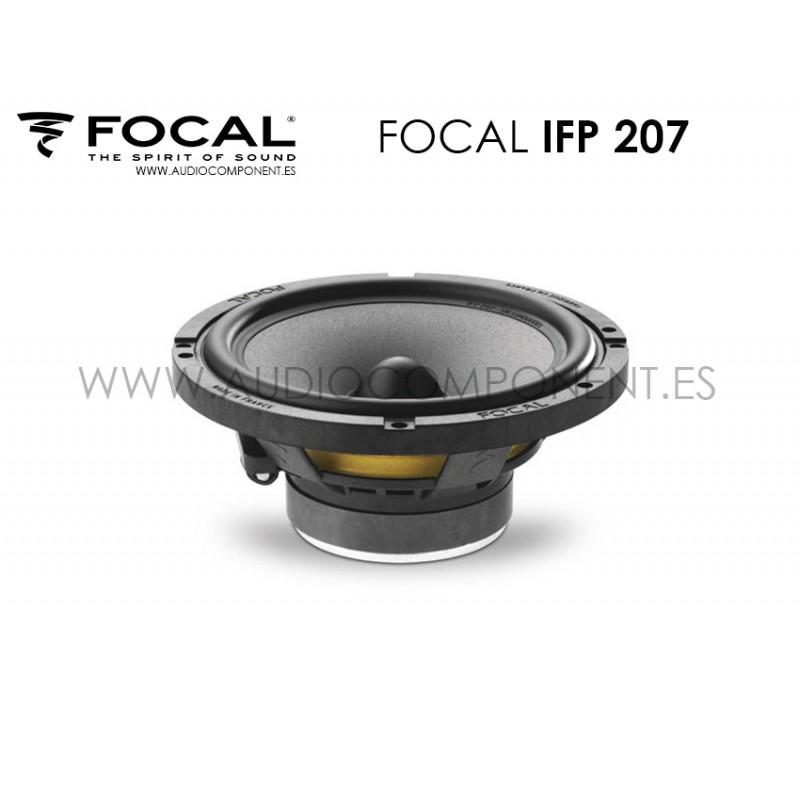 focal ifp 207 audio component venta on line e instalaci n de car audio sonido y navegadores. Black Bedroom Furniture Sets. Home Design Ideas