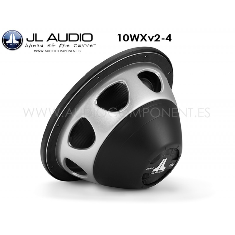 jl audio 10wxv2 4 audio component venta on line e. Black Bedroom Furniture Sets. Home Design Ideas