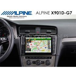 Alpine X901D-G7 - Navegación Golf 7