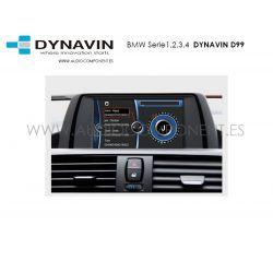 Dynavin D99 - Navegación BMW Serie 1, 2, 3 y 4