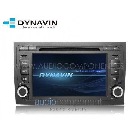 Audi A4 y Exeo - Dynavin D99 Navegador GPS