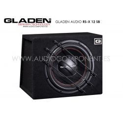 Gladen Audio SQX 12 VB