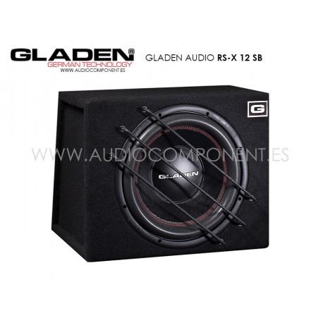 Gladen Audio SQX 12 VB