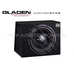 Gladen Audio SQX 10-VB