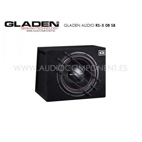 Gladen Audio RS-X 08 SB