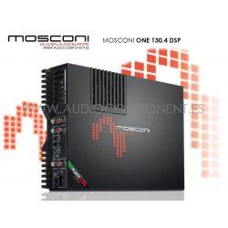 Mosconi Gladen ONE 130.4 DSP - Amplificador DSP 4 canales para coche