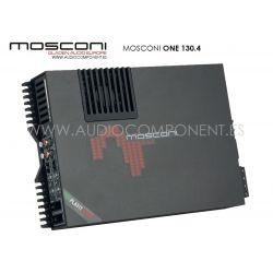 Mosconi Gladen ONE 130.4 - Amplificador 4 canales para coche