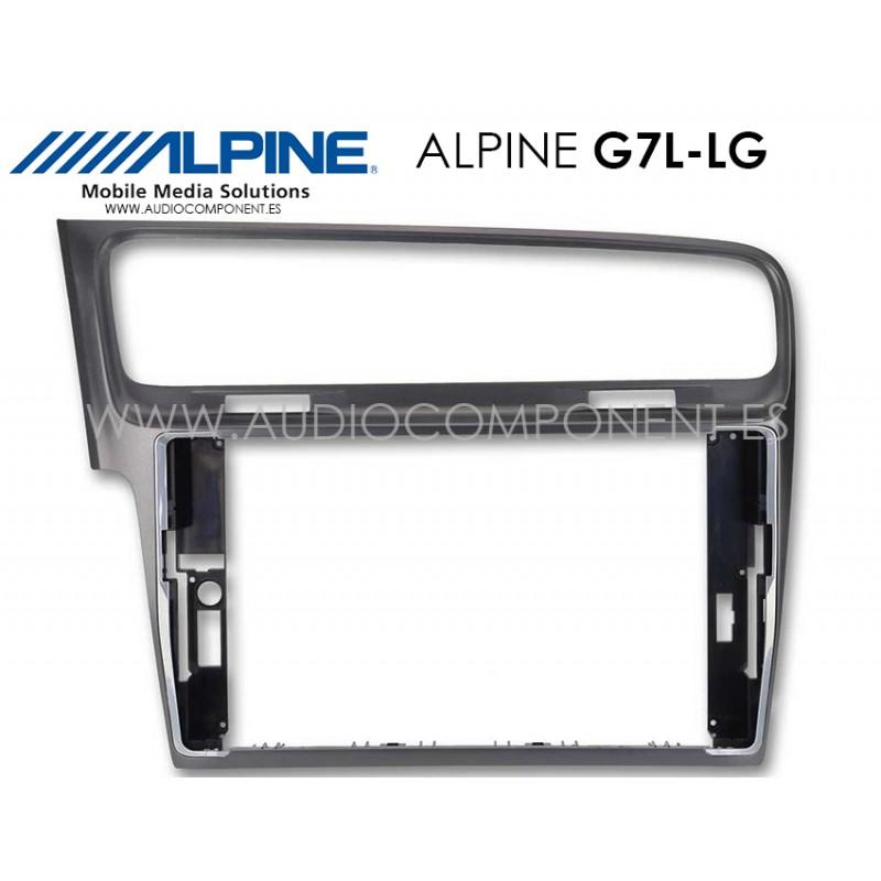 Alpine G7L-LG - Marco adaptador Golf 7 - Audio Component - Venta on ...