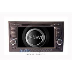 Audi A4 2003-2008 - Navegador GPS táctil