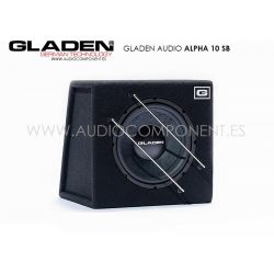 Gladen Audio ALPHA 10 SB