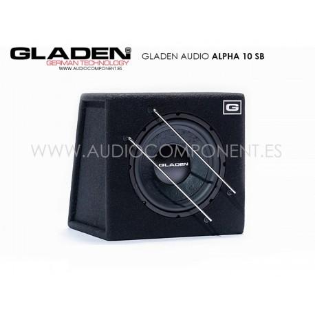 Gladen Audio ALPHA 10 SB