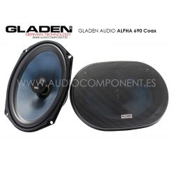 Gladen Audio ALPHA 609 Coax