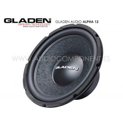 Gladen Audio ALPHA 12