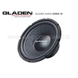 Gladen Audio ALPHA 10