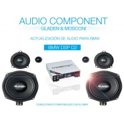 Pack Gladen Mosconi D2 DSP Audio Component