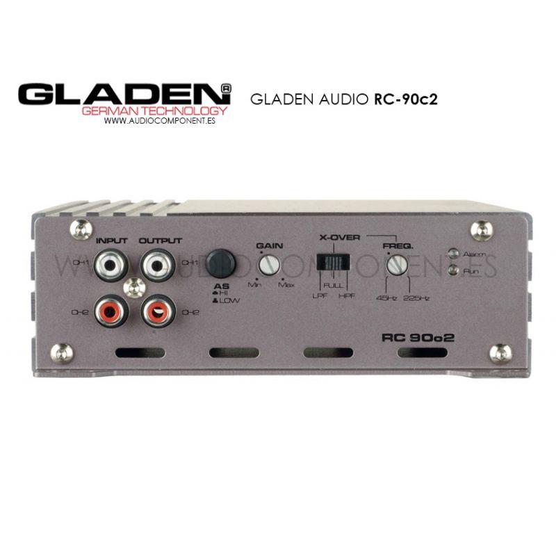 Resultado de imagen de Gladen Audio RC-90c2