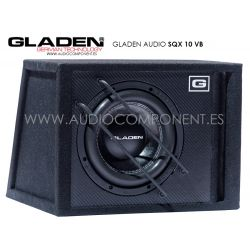 Gladen Audio SQX 10 VB