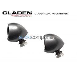 Gladen AEROSPACE POD 20 HG-20AeroPod - Soporte Tweeter
