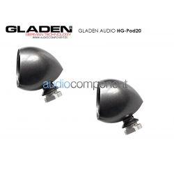 Gladen Zero Line POD 25 HG-Pod20- Soporte Tweeter