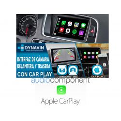Apple CarPlay Audi A4, A5 y Q5 con radio Concert y Symphony
