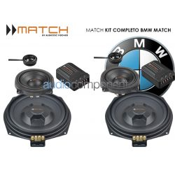 Sistema de altavoces BMW MATCH UPGRADE 2 - Kit Completo de 6 altavoces