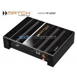 MATCH PP 62DSP - Amplificador 5 y 6 canales para coche