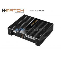 MATCH PP 86DSP - Amplificador 8 canales para coche
