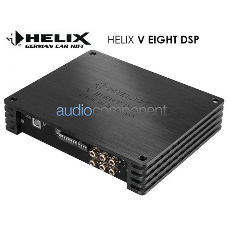 Helix V EIGHT DSP - Amplificador 8 canales para coche
