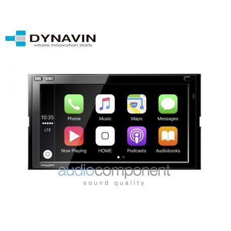 Dynavin M730BT con CarPlay, Android Auto - Navegador GPS Coche 2 DIN