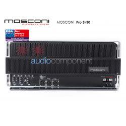 Mosconi Gladen Pro 5/30 - Amplificador 5 canales para coche