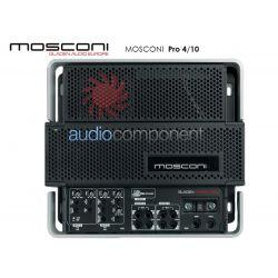Mosconi Gladen Pro 4/10 - Amplificador 4 canales para coche