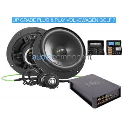 Kit paquete sonido ENTRY UPGRADE Volkswagen Golf 7 - Kit de audio para coche Plug & Play