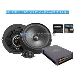 Kit paquete sonido ENTRY UPGRADE Volkswagen TIGUAN - Kit de audio para coche Plug & Play