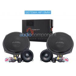 Gladen Mosconi Boxmore Audio Component BMW HIFI- Sistema de sonido para coche BMW